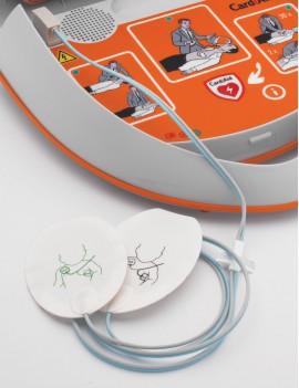 Life Saving Defibrillation elektrodes for children