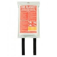Premium Fire Blanket - Vegan Caramel